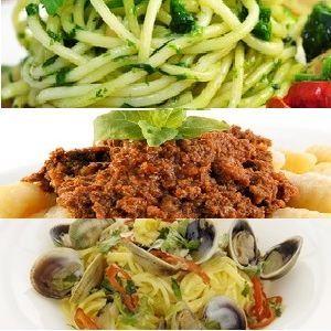 Epicerie Italienne : sauces artisanales Italiennes pour les pâtes