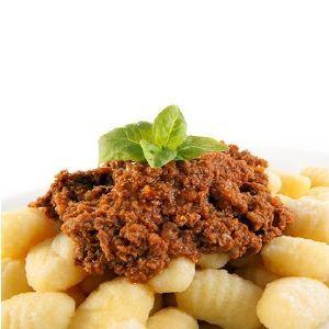 Les sauces artisanales Italiennes à la viande et au gibier sur Mon italie En Ligne